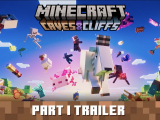minecraft caves and cliffs part one